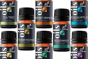 set de aceites esenciales