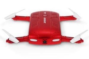 mini drone plegable
