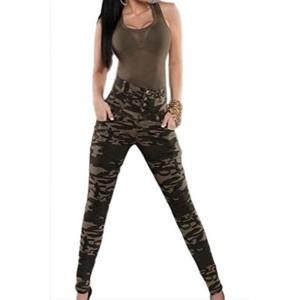 pantalón militar de dama