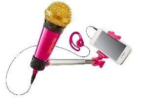 selfie mic