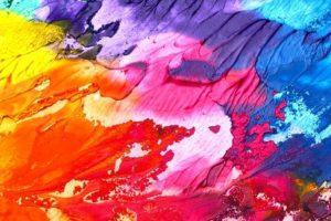 pintura para tela